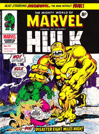 Cover Thumbnail for The Mighty World of Marvel (Marvel UK, 1972 series) #173