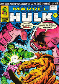 Cover Thumbnail for The Mighty World of Marvel (Marvel UK, 1972 series) #213