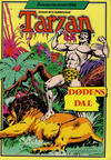 Cover for Tarzan album (Atlantic Forlag, 1977 series) #sommer 1985 - Dødens dal