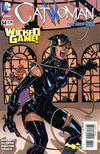 Cover for Catwoman (DC, 2011 series) #34