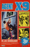 Cover for Agent X9 (Semic, 1976 series) #8/1982