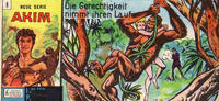 Cover Thumbnail for Akim (Bozzesi Verlag, 1960 series) #9