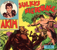 Cover Thumbnail for Akim (Bozzesi Verlag, 1960 series) #42