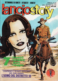 Cover Thumbnail for Lanciostory (Eura Editoriale, 1975 series) #v4#33