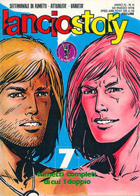 Cover Thumbnail for Lanciostory (Eura Editoriale, 1975 series) #v4#11