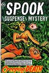 Cover for Spook (Star Publications, 1953 series) #28