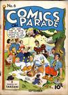 Cover for Comics on Parade (United Features, 1938 series) #6