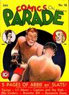Cover for Comics on Parade (United Features, 1938 series) #16