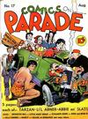 Cover for Comics on Parade (United Features, 1938 series) #v2#5 (17)