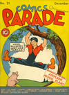 Cover for Comics on Parade (United Features, 1938 series) #v2#9 (21)