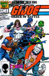 Cover for The G.I. Joe Order of Battle (Marvel, 1986 series) #3 [Direct Edition]