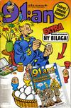 Cover for 91:an [delas] (Åhlén & Åkerlunds, 1956 series) #8/1993