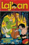 Cover for Lajban (Semic, 1976 series) #3/1978