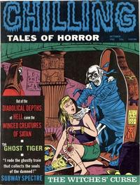 Cover Thumbnail for Chilling Tales of Horror (Stanley Morse, 1969 series) #v2#5