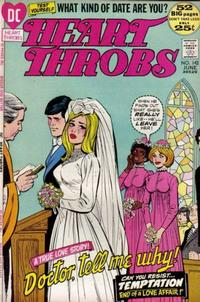 Cover for Heart Throbs (DC, 1957 series) #142
