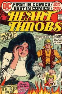 Cover for Heart Throbs (1957 series) #143