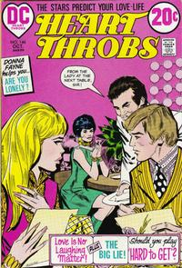 Cover Thumbnail for Heart Throbs (DC, 1957 series) #146