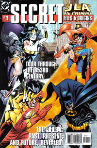 Cover Thumbnail for JLA in Crisis Secret Files (DC, 1998 series) #1