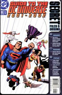 Cover Thumbnail for Secret Files & Origins Guide to the DC Universe 2001-2002 (DC, 2002 series) #1
