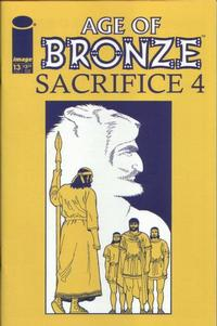 Cover Thumbnail for Age of Bronze (Image, 1998 series) #13