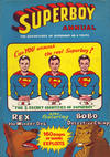 Cover for Superboy Annual (Atlas Publishing, 1953 series) #1960