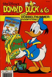 Cover Thumbnail for Donald Duck & Co (Hjemmet, 1948 series) #15/1990