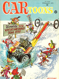 Cover Thumbnail for CARtoons (Petersen Publishing, 1961 series) #57