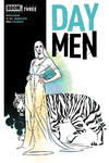 Cover for Day Men (Boom! Studios, 2013 series) #3 [2nd Printing]
