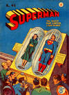 Cover for Superman (K. G. Murray, 1947 series) #46