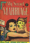 Cover for My Secret Marriage (Superior Publishers Limited, 1953 series) #23
