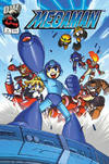 Cover for MegaMan (Dreamwave Productions, 2003 series) #1