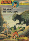 Cover for Akim Held des Dschungels (Lehning, 1958 series) #4