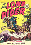 Cover for The Lone Rider (Horwitz, 1950 ? series) #22