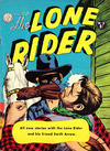 Cover for The Lone Rider (Horwitz, 1950 ? series) #2