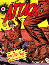 Cover for Attack (Horwitz, 1958 ? series) #14