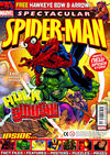 Cover for Spectacular Spider-Man Adventures (Panini UK, 1995 series) #156