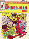 Cover for Spider-Man Comic (Marvel UK, 1984 series) #637