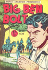 Cover for Big Ben Bolt (Yaffa / Page, 1964 ? series) #33