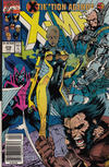 Cover Thumbnail for The Uncanny X-Men (1981 series) #272 [Australian Newsstand]