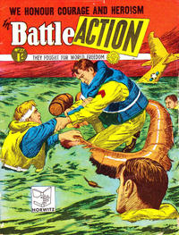 Cover Thumbnail for Battle Action (Horwitz, 1954 ? series) #27