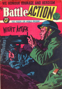 Cover Thumbnail for Battle Action (Horwitz, 1954 ? series) #12