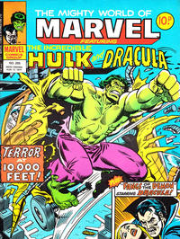 Cover Thumbnail for The Mighty World of Marvel (Marvel UK, 1972 series) #255