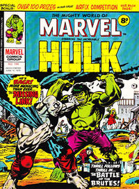 Cover Thumbnail for The Mighty World of Marvel (Marvel UK, 1972 series) #194