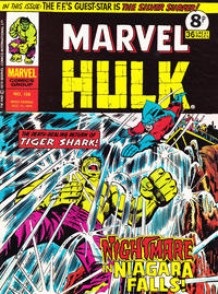 Cover Thumbnail for The Mighty World of Marvel (Marvel UK, 1972 series) #158
