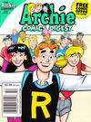 Cover for Archie Double Digest (Archie, 2011 series) #254 [Newsstand]