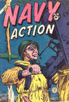 Cover for Navy Action (Horwitz, 1954 ? series) #9