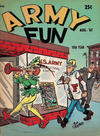 Cover for Army Fun (Prize, 1952 series) #v9#5