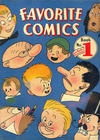Cover for Favorite Comics (Eastern Color, 1935 series) #1