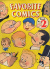 Cover for Favorite Comics (Eastern Color, 1935 series) #2