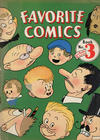 Cover for Favorite Comics (Eastern Color, 1935 series) #3